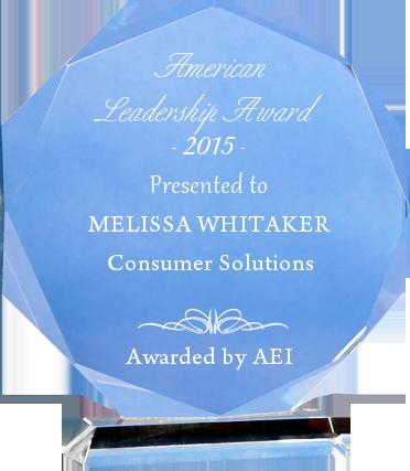 MWI American Leadership Award 2015