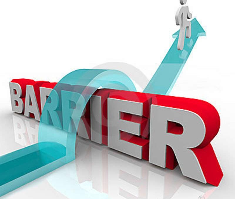 Barrier Roadblocks