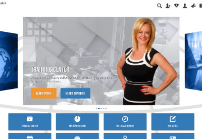 Online Sales Training Portal